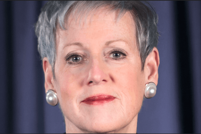 Chief Justice Maureen O'Connor:  A Lady's First
