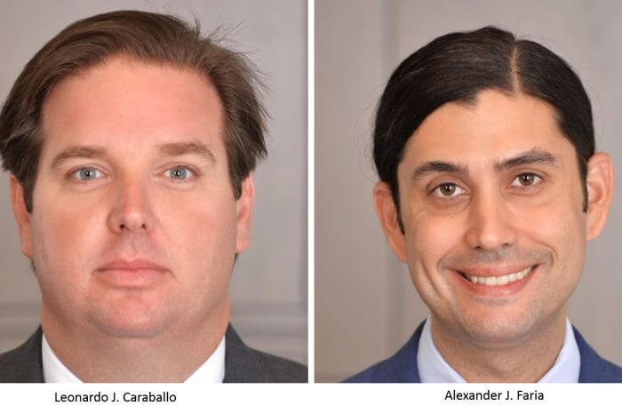 Alexander J. Faria And Leonardo J. Caraballo: The Next Generation