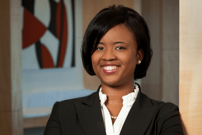 Ashley Wicks Named a Top 40 Under 40 by National Bar Association