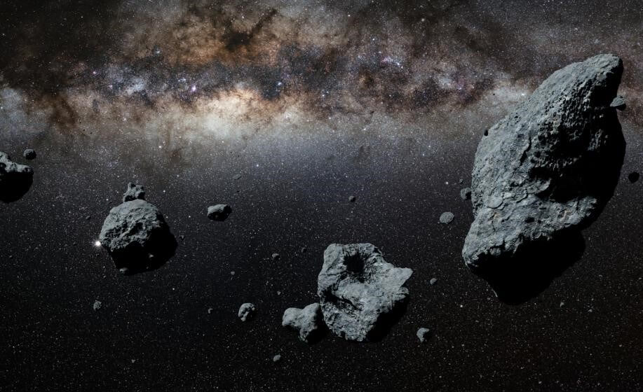 Asteroid Mining: Science Fiction Treasure Versus the Rule of Law