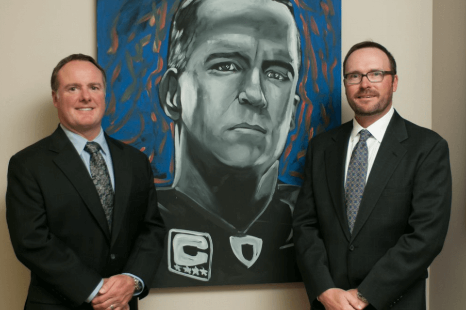 Mark Larson & Vance Larimer: Champions on the Field and in the Courtroom