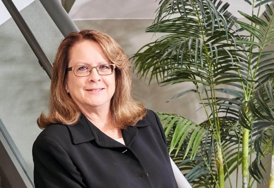 Gretchen Van Liere: A Professional Leap