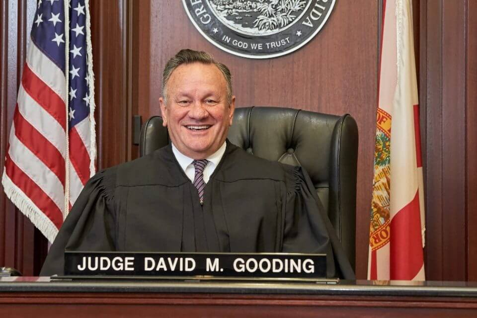For The Greater Good: Judge David Gooding on the Guardian Ad Litem Program
