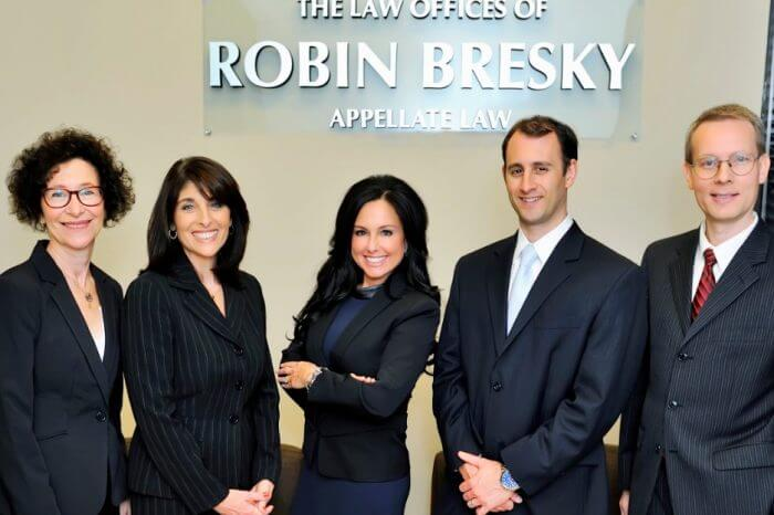 The Law Offices of Robin Bresky: Delivering Justice