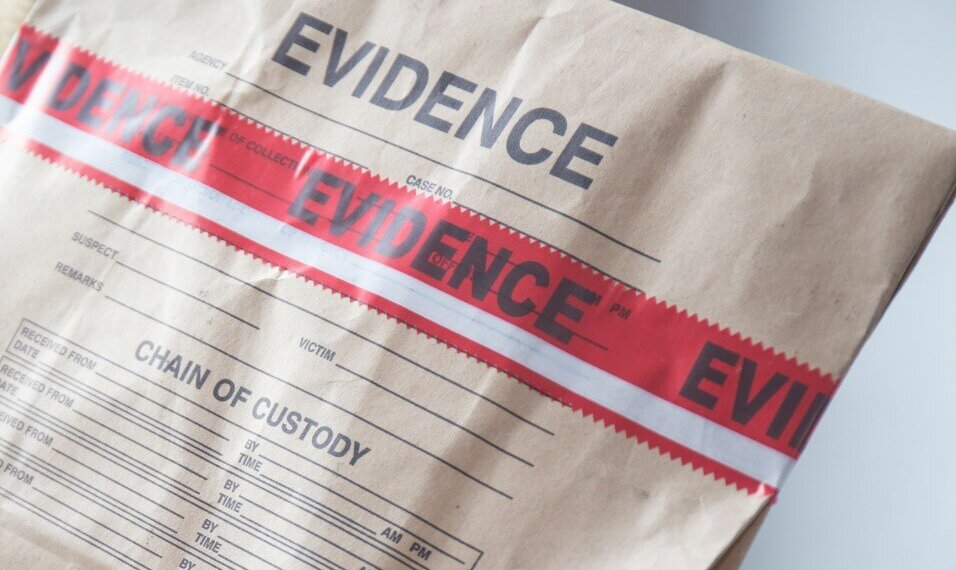 Securing Evidence