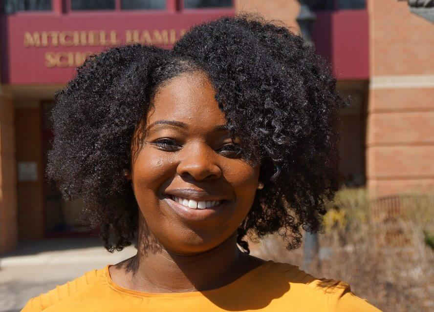 Student Spotlight Sheila Francois