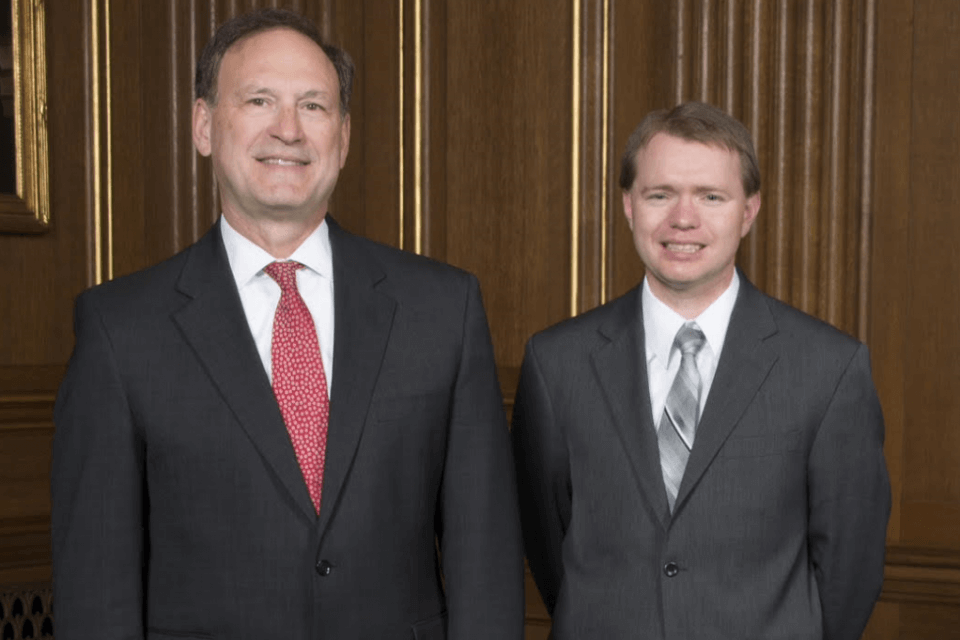Aaron Nielson: On His Supreme Court Clerkship With Justice Alito