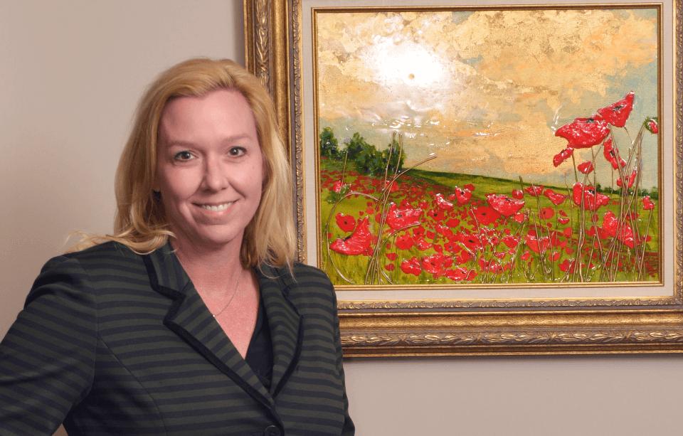 Ashley M. Myers:  A Next Generation Marital Lawyer