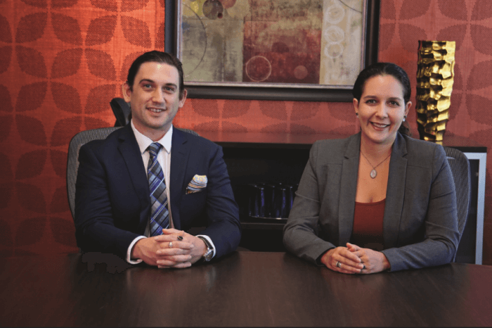 Chandler & Shechet LLP: Married to the Law