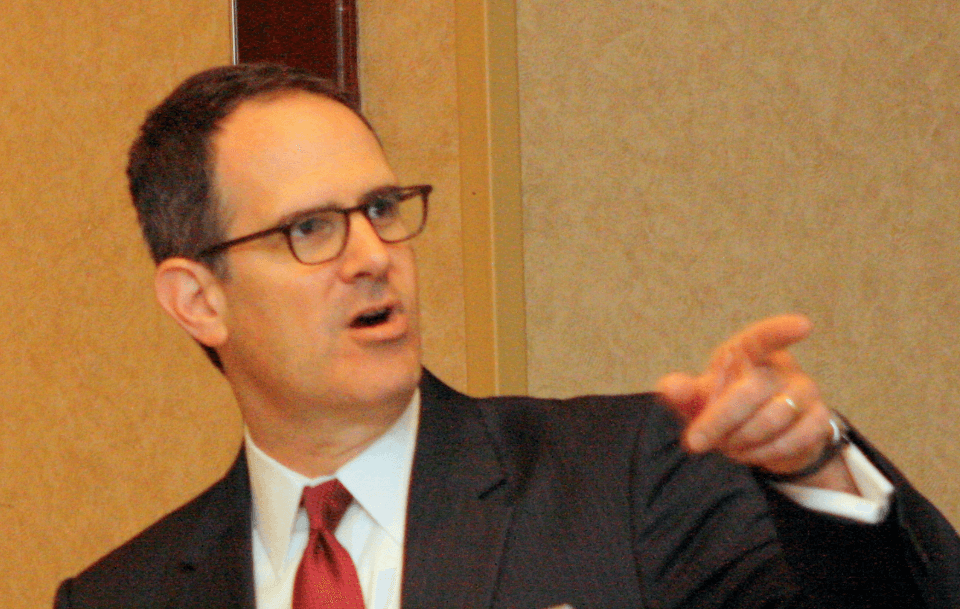 Charnes Gives Supreme Court Update To Association Of Corporate Counsel