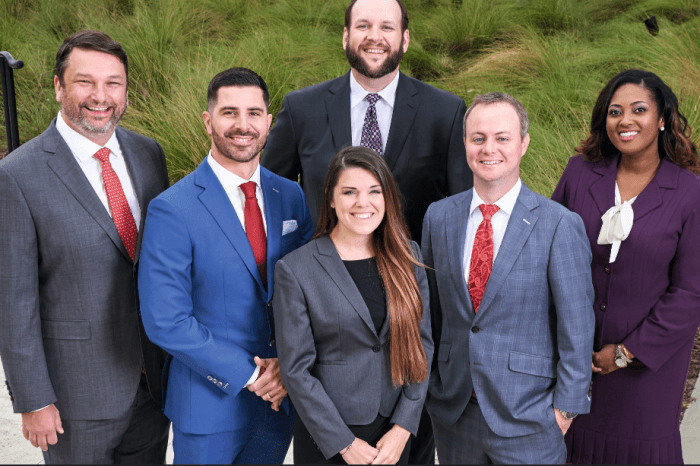 Law Offices Of John M. Phillips: A Legal Trifecta