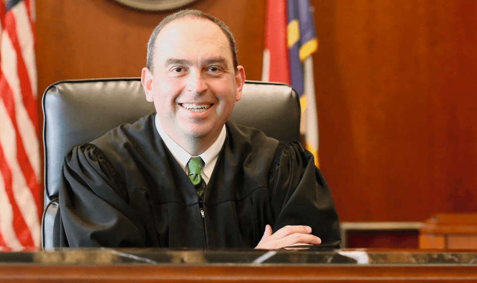 Judge Ned W. Mangum