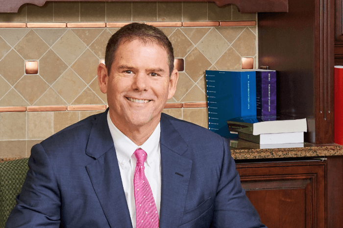 Kenny Leigh: A Look at the Business of Law
