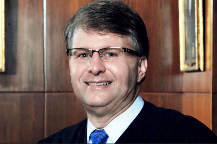 An Exclusive Interview With North Carolina Supreme Court Chief Justice Mark Martin