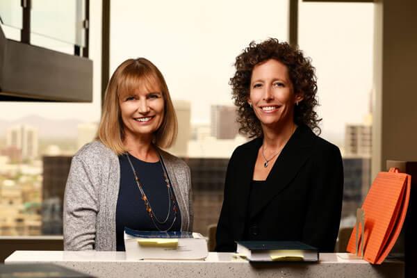 Marlene Pontrelli & Dana Levy