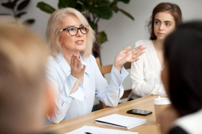 Women Lawyers: Take Control of your Career by Using your Voice