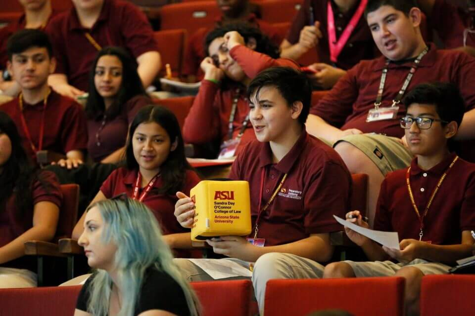 ASU Law Continues To Raise The Bar With Incoming Class