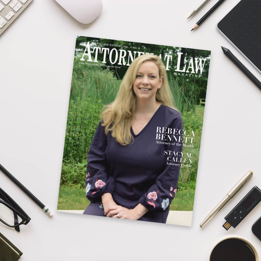 Attorney at Law Magazine Cleveland Vol 4 No 5