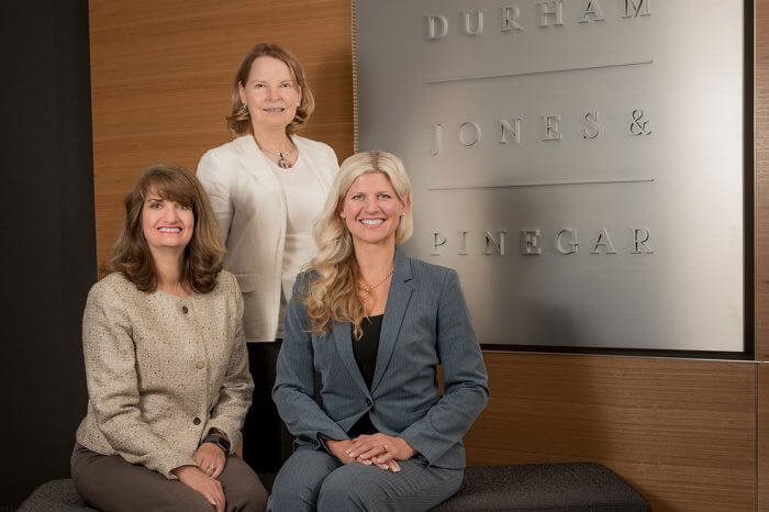 Durham Jones & Pinegar's Women's Lawyer Group A Place to Connect