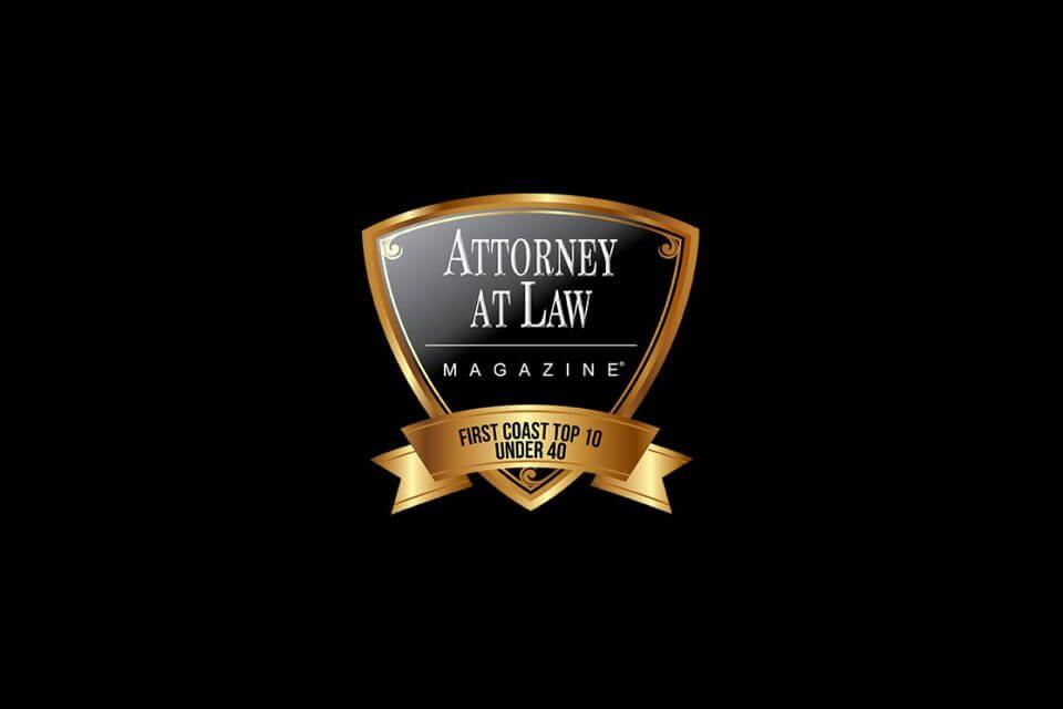 2018 Top 10 Attorneys Under 40