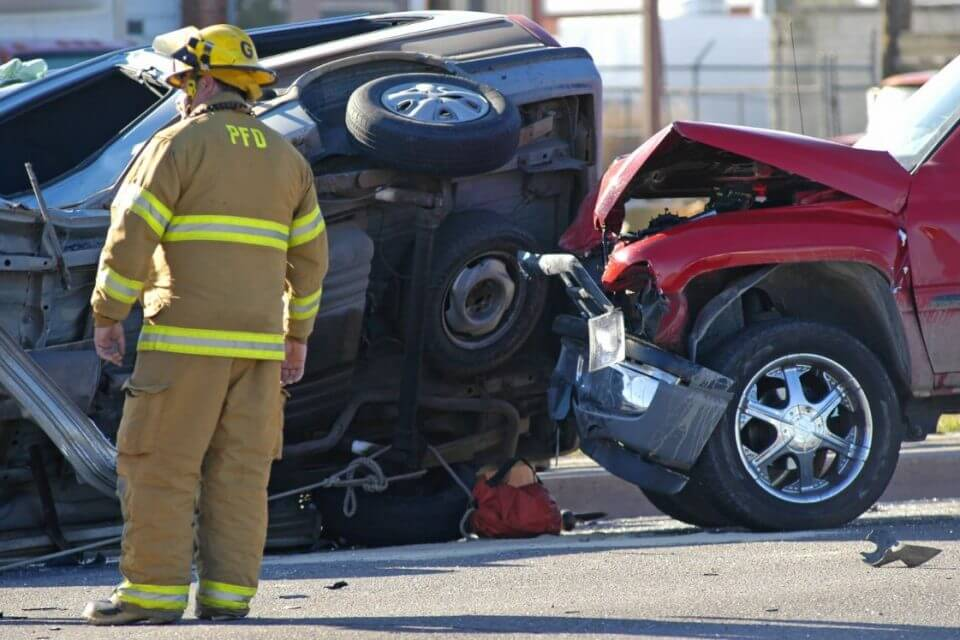 Automobile Accident Law: Determining to Take a New Client's Case
