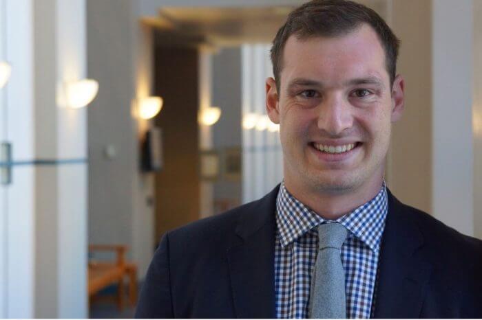 Joey Balthazor of Mitchell Hamline School of Law