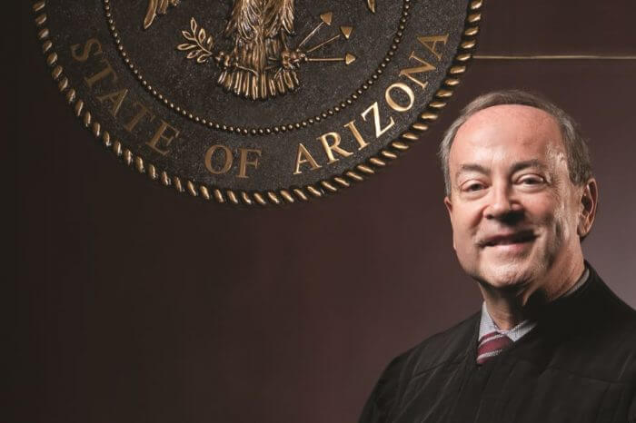 An Interview with The AZ Supreme Court's Newest Justice Clint Bolick