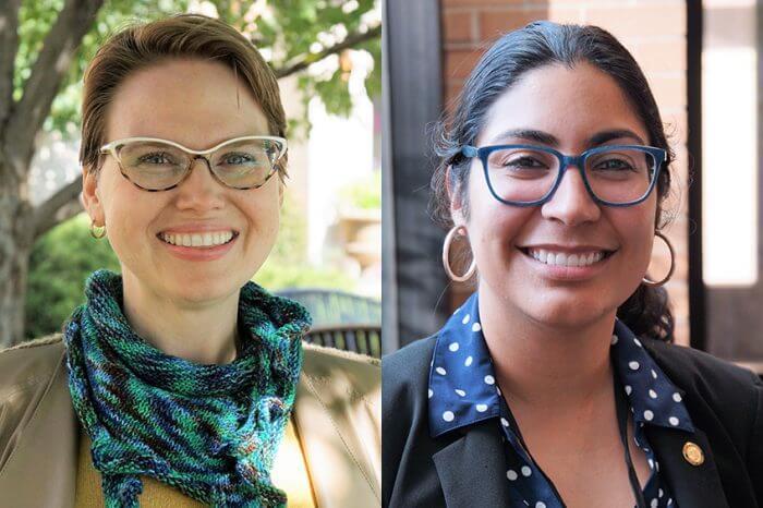 Mitchell Hamline Student Spotlight: Kari Beaudry & Jacqueline Peña