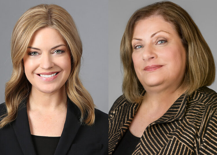 Barbara Seibel & Kathleen Newman