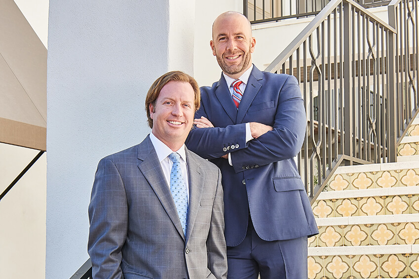 Rice Ferrelle & David Burns: Bringing Large Firm Pedigree to a Boutique Practice