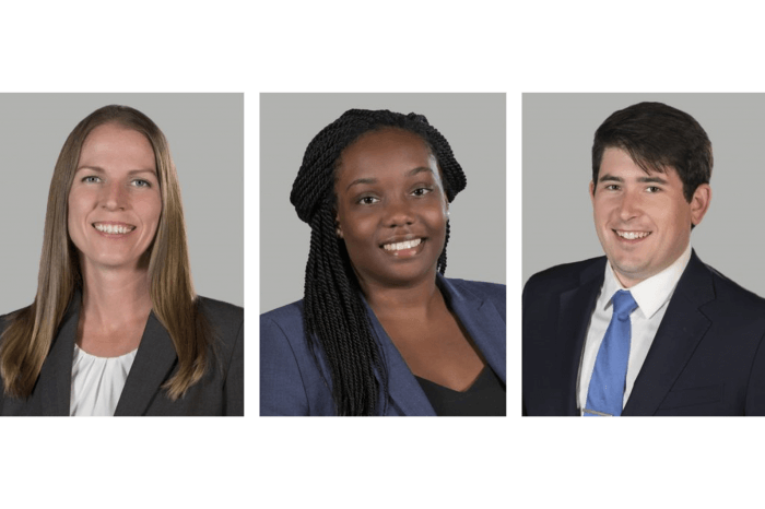 Three New Attorneys Join the Raleigh Office of Teague Campbell