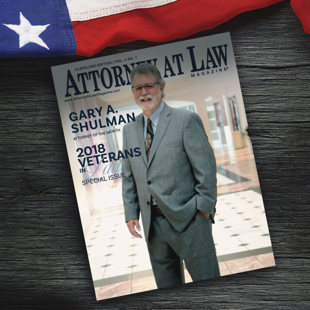 Attorney at Law Magazine Cleveland Vol 4 No 7