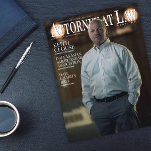 Attorney at Law Magazine Dallas Vol. 5 No. 4
