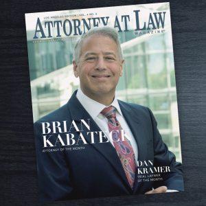 Attorney at Law Magazine Los Angeles Vol. 4 No. 5
