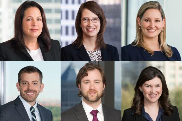 Winstead Names Six New Shareholders for 2019