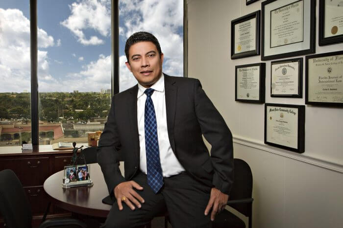 Attorney Carlos E. Sandoval Expands into Employment and Labor Law