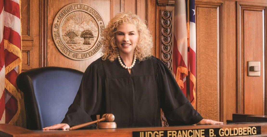 Judge Francine Goldberg
