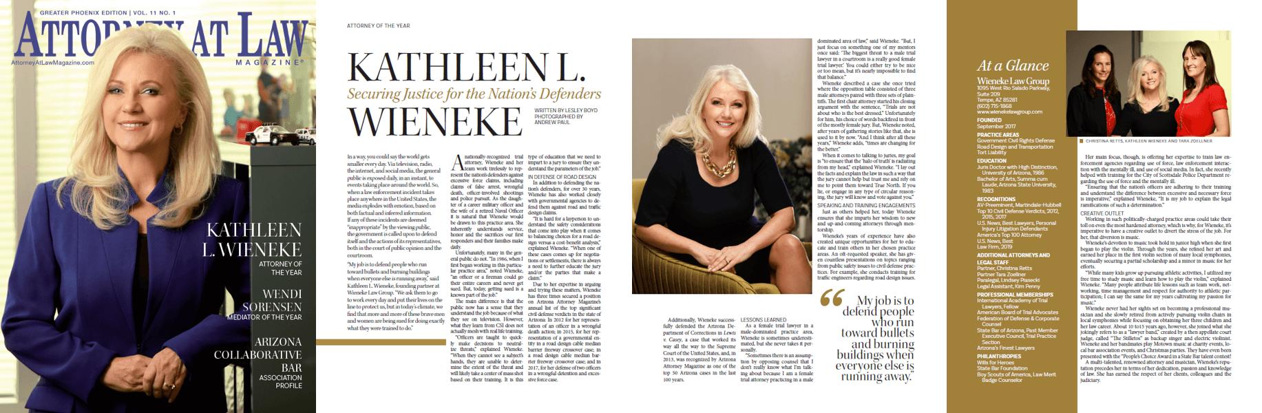 Kathleen Wieneke