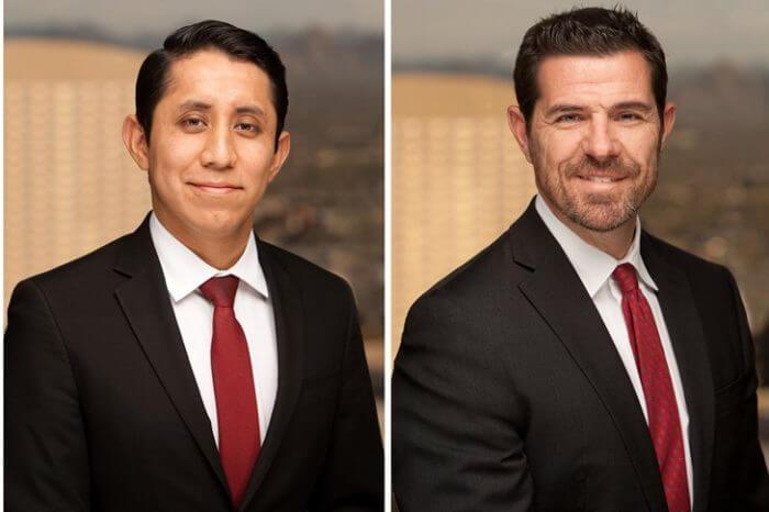 Jones, Skelton & Hochuli Welcomes Two Associates