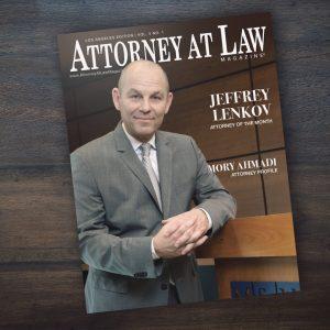 Attorney at Law Magazine Los Angeles Vol. 5 No. 1