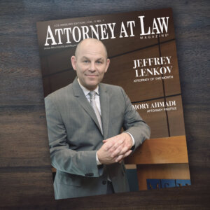 Attorney at Law Magazine Los Angeles Vol. 5 No. 1