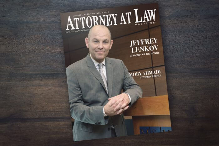 The Jeffrey Lenkov Story