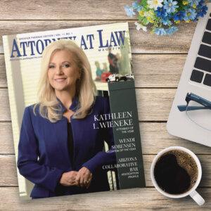 Attorney at Law Magazine Phoenix Vol. 11 No. 1