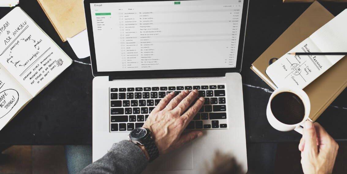 client emails