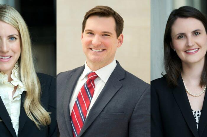 Three GoransonBain Ausley Attorneys Named Board Certified Family Law Specialists