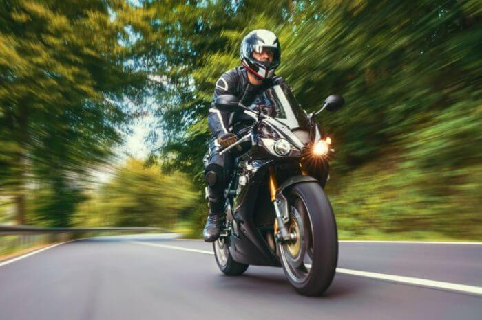 Most Common Causes of Motorcycle Accidents