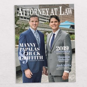 Attorney at Law Magazine First Coast Vol. 4 No. 1
