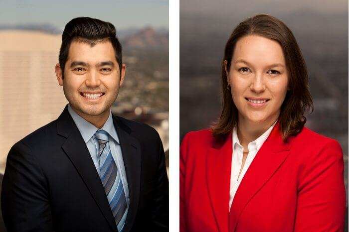 Jones, Skelton & Hochuli Welcomes Stephen Best and Andrea Logue