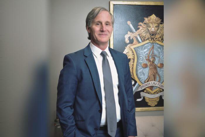 Stewart Springer: Maverick Attorney