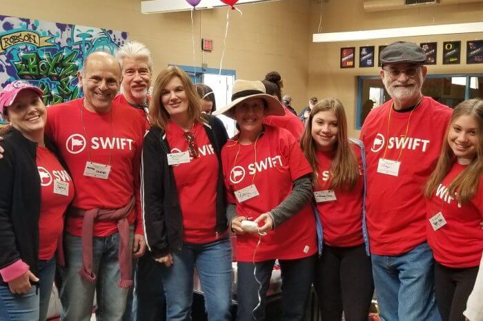 Jaburg Wilk Supports Swift Youth Foundation